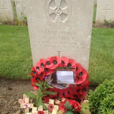 Nellie spindler grave