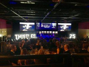 thistle awards 25