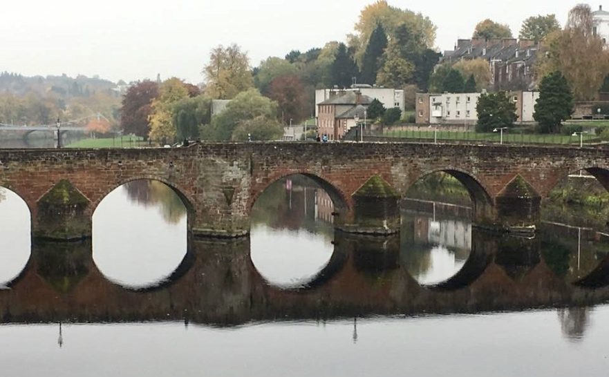 dev bridge autumn